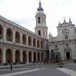 Basilica della Santa Casa, Loreto, Marche. Autore Massimo Macconi. No Copyright.