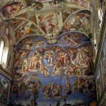 Cappella Sistina, Città del Vaticano, Roma, Lazio. Autore e Copyright Marco Ramerini