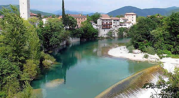 Cividale del Friuli, Friuli-Venezia Giulia. Autore Welleschik. Licensed under the Creative Commons Attribution