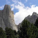 Dolomiti, Trentino-Alto AdigeVeneto. Autore e Copyright Marco Ramerini.,.