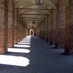 Galleria degli Antichi (Corridor Grande), Sabbioneta, Mantova, Lombardia. Autore e Copyright Marco Ramerini