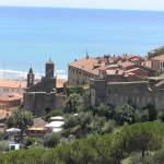 Il borgo medievale di Castiglione della Pescaia. Author and Copyright Marco Ramerini