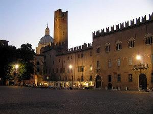 Mantova, Lombardia. Autore e Copyright Marco Ramerini