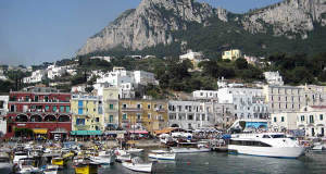 Marina Grande, Capri, Campania. Autore Sean William. No Copyright
