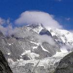 Monte Bianco, Val d'Aosta. Autore e Copyright Marco Ramerini