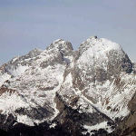 Monte Coglians, Friuli-Venezia Giulia. Autore JakobZ. Licensed under the Creative Commons Attribution