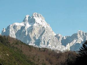 Monte Jôf di Montasio, Friuli-Venezia Giulia. Autore Johann Jaritz. Licensed under the Creative Commons Attribution