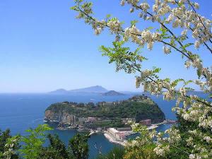 Nisida, Napoli, Italia. Author Gennaro Visciano. Licensed under the Creative Commons Attribution