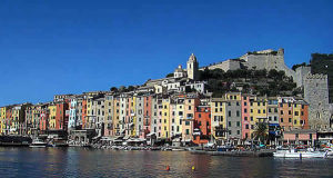 Portovenere, Liguria. Autore Tango7174. Licensed under the Creative Commons Attribution
