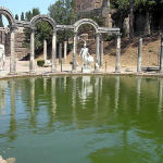 Villa Adriana, Tivoli, Lazio. Autore e Copyright Marco Ramerini