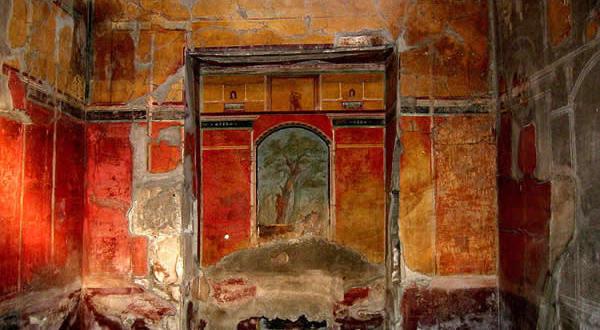 Villa di Poppea, Oplontis, Campania. Autore Al mare. No Copyright.