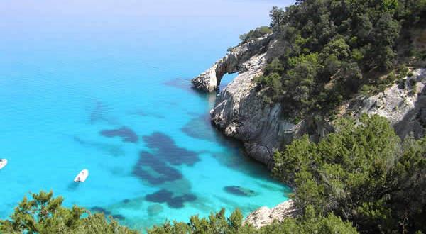 Cala Goloritzè, Sardegna, Italia. Author and Copyright Marco Ramerini.