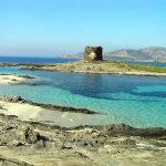 La Pelosa, Stintino, Sardegna, Italia. Author and Copyright Marco Ramerini