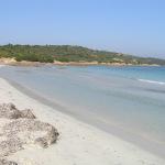 La spiaggia di Cala Brandinchi, San Teodoro, Sardegna. Autore e Copyright Marco Ramerini