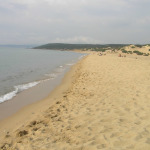 La spiaggia di Piscinas, Arbus, Sardegna. Autore e Copyright Marco Ramerini