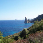 Pedra Longa, Sardegna. Author Mauro Mereu. Licensed under the Creative Commons Attribution-Share Alike