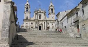 Chiesa Madre, Palma di Montechiaro, Agrigento, Sicilia. Autore e Copyright Marco Ramerini
