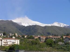 Etna, Zafferana Etnea, Sicilia. Autore e Copyright Marco Ramerini