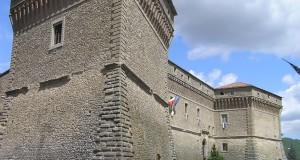 Palazzo Alidosi, Castel del Rio, Bologna. Autore e Copyright Marco Ramerini