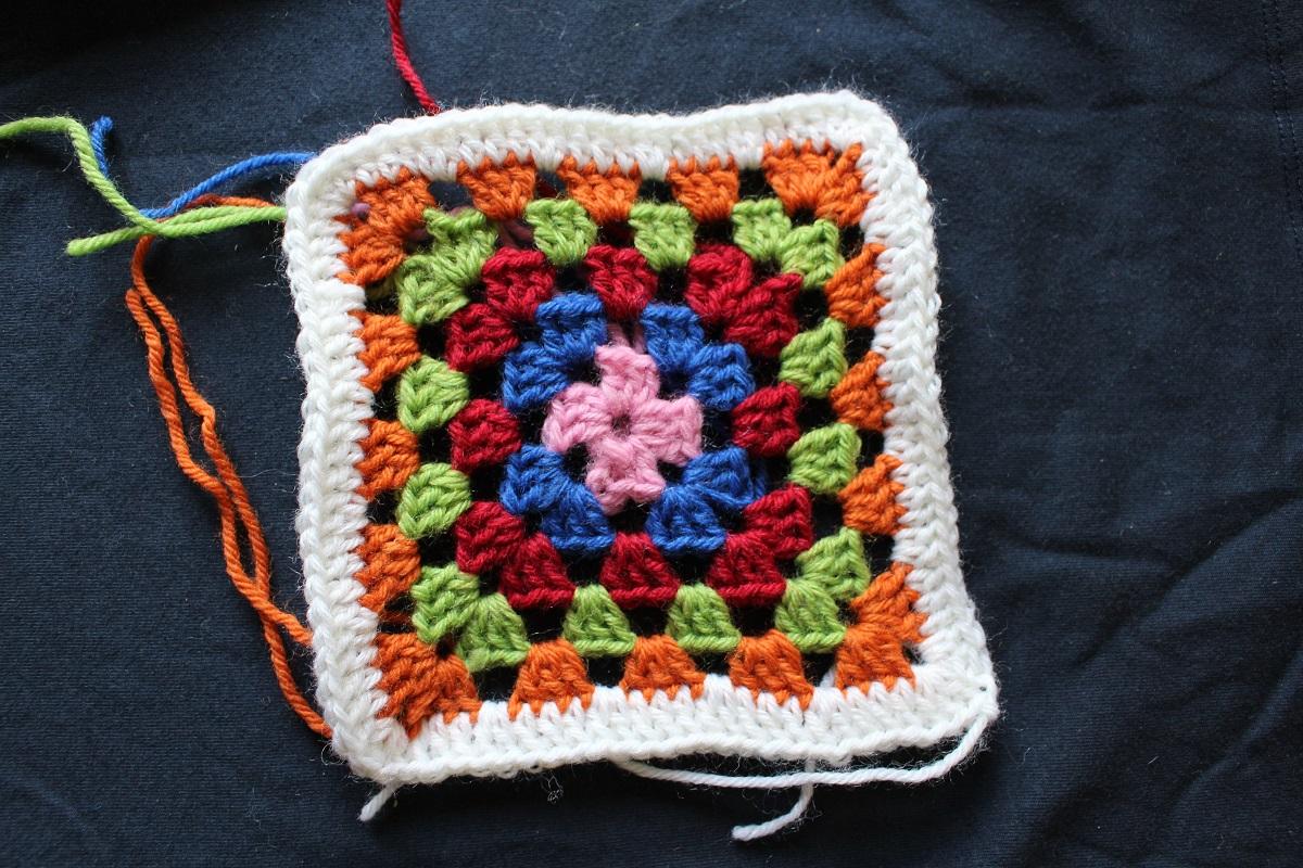 Le cose di mys maglia uncinetto telaio tutorial e le