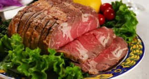 Roast Beef. Autore publicDomainPictures. No Copyright