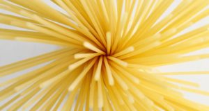 Spaghetti. Autore Paolo Piscolla. Licensed under the Creative Commons Attribution