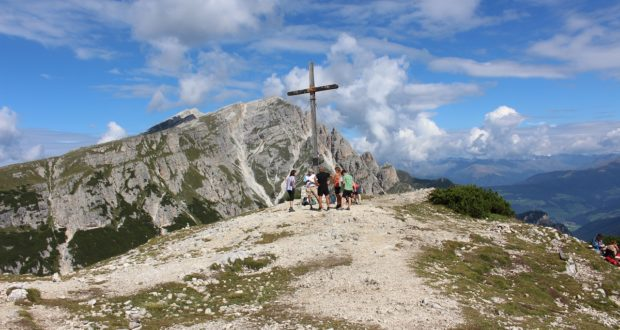 Monte Specie, Dolomiti, Italia. Autore e Copyright Marco Ramerini