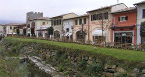 Barberino Designer Outlet, Barberino del Mugello, Firenze. Autore e Copyright Marco Ramerini