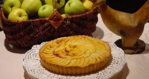 Torta di mele. Autore Simalps. Licence Creative Commons Attribution