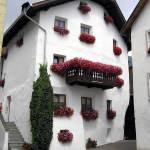 Abitazione tipica, GlorenzaGlurns, Trentino-Alto Adige. Autore e Copyright Marco Ramerini