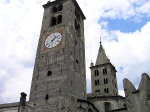 Aosta, Vale de Aosta. Autor e Copyright Marco Ramerini
