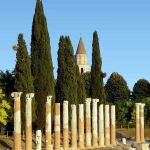 Aquileia, Frioul-Vénétie julienne. Auteur Zumzum. No Copyright