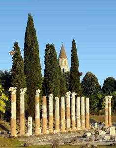 Aquileia, Friul-Veneza Júlia. Autor Zumzum