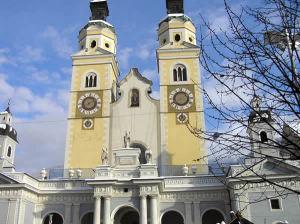 Bressanone, Trentin-Haut-Adige. Auteur et Copyright Liliana Ramerini