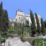 Château d'Avio, Trentin-Haut-Adige. Auteur et Copyright Marco Ramerini