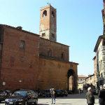 Città della Pieve, Umbria. Autore e Copyright Marco Ramerini