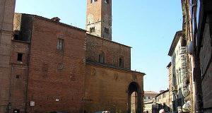 Città della Pieve, Ombrie. Auteur et Copyright Marco Ramerini