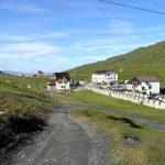 Col du Petit-Saint-Bernard, Val d'Aoste. Auteur et Copyright Marco Ramerini