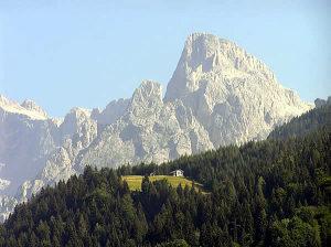 Dolomitas, Trentino-Alto Ádige-Véneto. Autor e Copyright Marco Ramerini
