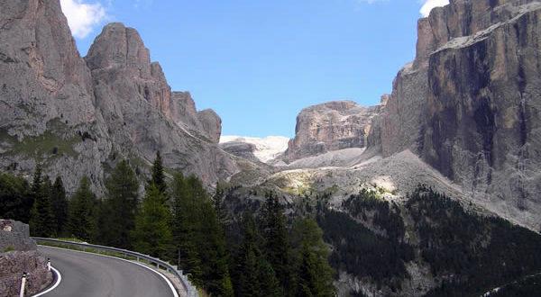 Dolomiti, Trentino-Alto AdigeVeneto. Autore e Copyright Marco Ramerini..,