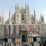 Duomo, Milan, Lombardie. Auteur et Copyright Marco Ramerini