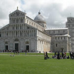 Duomo, Pisa. Author and Copyright Nello e Nadia Lubrina.