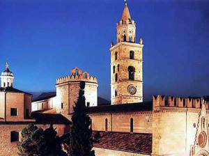 Catedral, Teramo, Abruzos. Autor DDF19483
