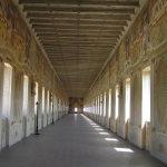 Galerie des Anciens (Corridor Grande), Sabbioneta, Mantoue, Lombardie. Auteur et Copyright Marco Ramerini