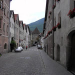 Glorenza, Trentino-Alto Adige. Autore e Copyright Marco Ramerini,.,