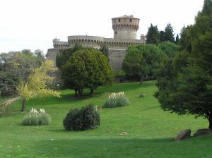 La Fortezza, Volterra, Pisa. Author and Copyright Marco Ramerini