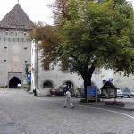 La Porta di Tubre, GlorenzaGlurns, Trentino-Alto Adige. Autore e Copyright Marco Ramerini