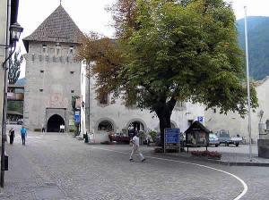 Le Porte Tubre, GlorenzadeGlurns, Trentin-Haut-Adige. Auteur et Copyright Marco Ramerini