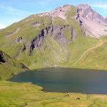 Lago Verney, Colle del Piccolo San Bernardo, Val d'Aosta. Autore e Copyright Marco Ramerini