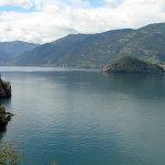 Lac de Côme, Lombardie. Auteur et Copyright Marco Ramerini